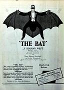 Летучая мышь (Bat, 1926) — смотреть онлайн бесплатно видео и всю информацию об этом фильме ужасов