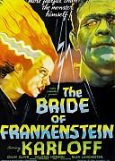 Невеста Франкенштейна (1935) ужасы