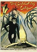 Кабинет доктора Калигари (1920) ужасы