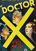 Доктор Икс (Doctor X, 1932) — смотреть онлайн бесплатно видео и всю информацию об этом фильме ужасов