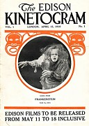 Франкенштейн (1910) ужасы
