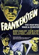 Франкенштейн (1931) ужасы