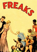 Уродцы (1932) ужасы