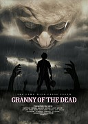 Зомби-бабуля (2017) ужасы