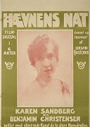 Ночь мщения (Hævnens Nat, 1916) — смотреть онлайн бесплатно видео и всю информацию об этом фильме ужасов