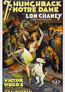 Горбун из Нотр-Дама (1923) ужасы