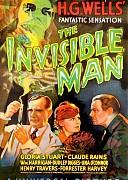 Человек-невидимка (Invisible Man, 1933) — смотреть онлайн бесплатно видео и всю информацию об этом фильме ужасов