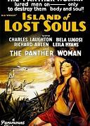 Остров потерянных душ (1932) ужасы