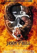 Джейсон отправляется в ад: Последняя пятница (Jason Goes to Hell: The Final Friday, 1993) — смотреть онлайн бесплатно видео и всю информацию об этом фильме ужасов