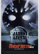 Пятница 13-е – Часть 6: Джейсон жив (1986) ужасы