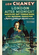 Лондон после полуночи (1927) ужасы