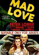 Безумная любовь (1935) ужасы