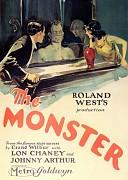 Монстр (Monster, 1925) — смотреть онлайн бесплатно видео и всю информацию об этом фильме ужасов