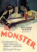 Монстр (1925) ужасы