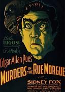 Убийства на улице Морг (1932) ужасы