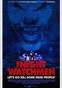 Ночные охранники (Night Watchmen, 2017) — смотреть онлайн бесплатно видео и всю информацию об этом фильме ужасов