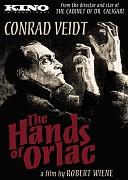 Руки Орлака (1924) ужасы