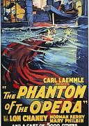 Призрак оперы (1925) ужасы
