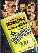 Ворон (Raven, 1935) — смотреть онлайн бесплатно видео и всю информацию об этом фильме ужасов