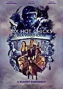 Шесть горячих цыпочек в амбаре (2017) ужасы