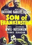Сын Франкенштейна (1939) ужасы