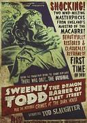 Суини Тодд, демон-парикмахер с Флит-стрит (Sweeney Todd: The Demon Barber of Fleet Street, 1936) — смотреть онлайн бесплатно видео и всю информацию об этом фильме ужасов