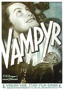 Вампир: Сон Алена Грея (1932) ужасы