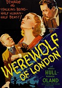 Лондонский оборотень (Werewolf of London, 1935) — смотреть онлайн бесплатно видео и всю информацию об этом фильме ужасов