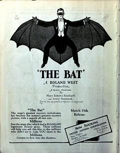 Летучая мышь (1926)