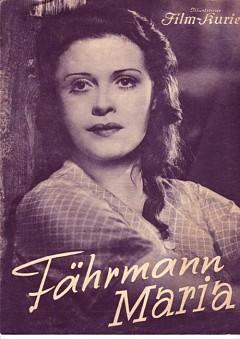 Паромщица Мария (1936)