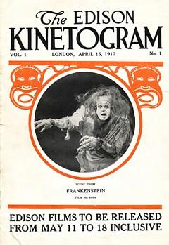 Франкенштейн (1910)