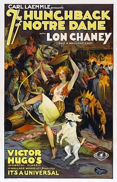 Горбун из Нотр-Дама (1923)