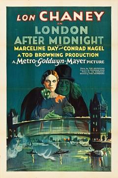 Лондон после полуночи (1927)
