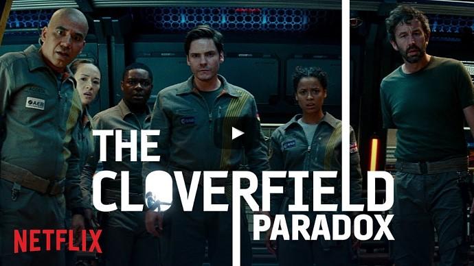 Парадокс Кловерфилда (2018) — Первый трейлер — онлайн видео
