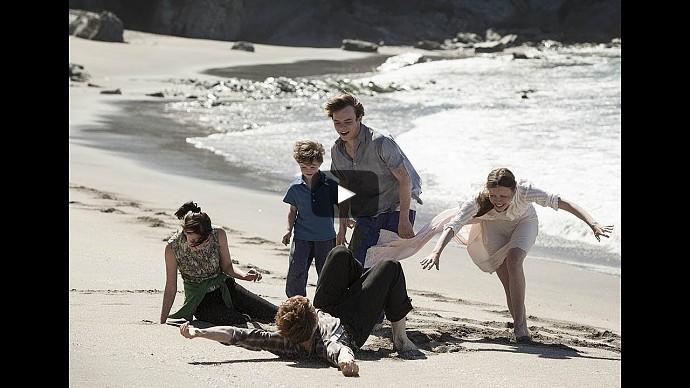 Обитель теней (2017) — Дети семейства Мэрроубоун знакомятся с Элли — онлайн видео