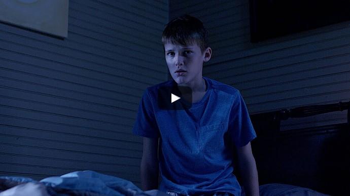 Искупление (2017) — Демон является к пацану — онлайн видео